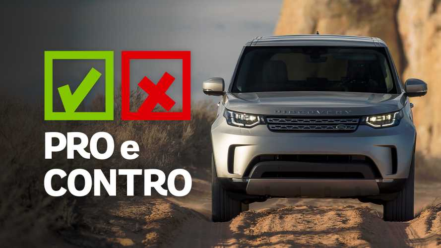 Land Rover Discovery TDV6 HSE Luxury, pro e contro