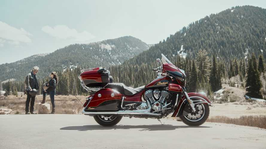 Indian Announces Limited Edition Roadmaster Elite