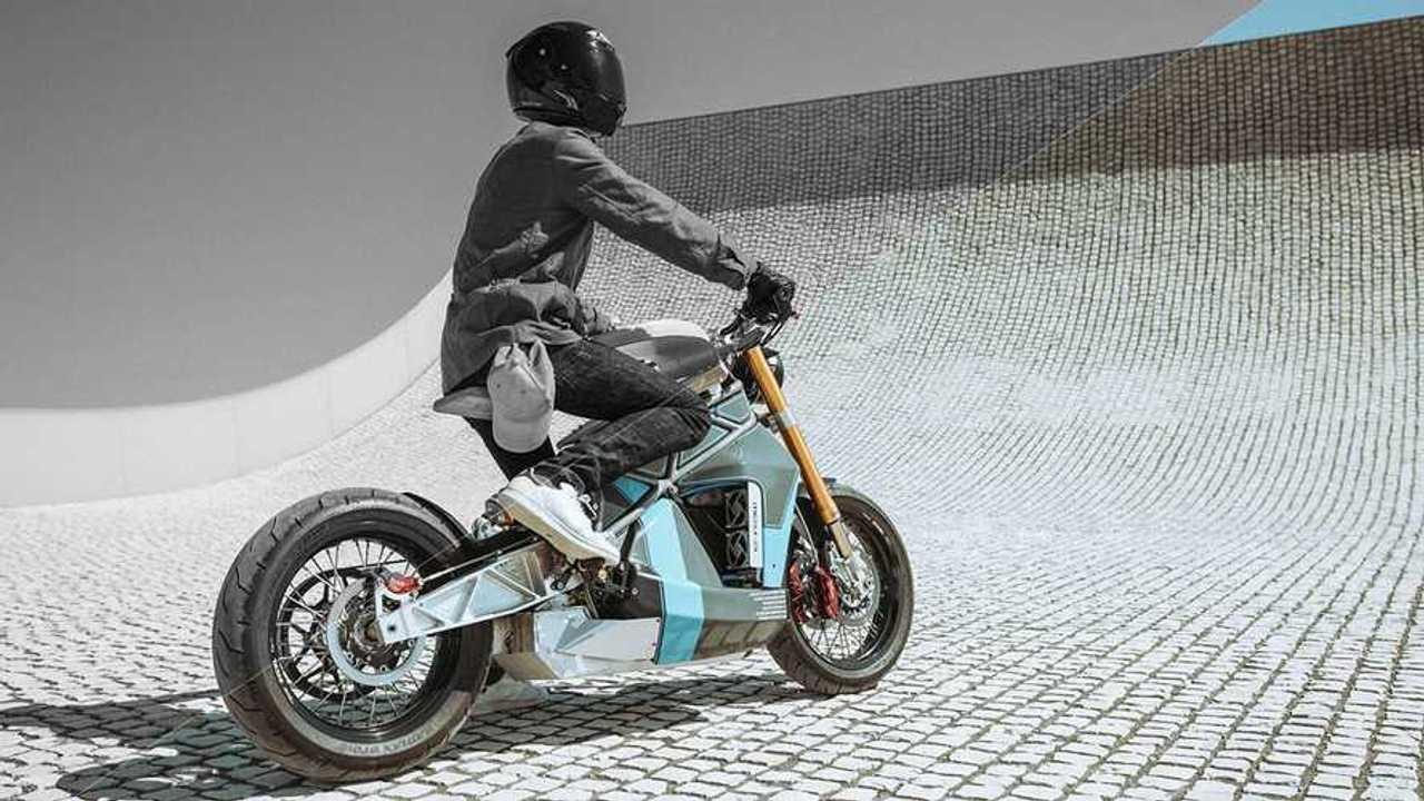 Essence Motorcycles e-raw