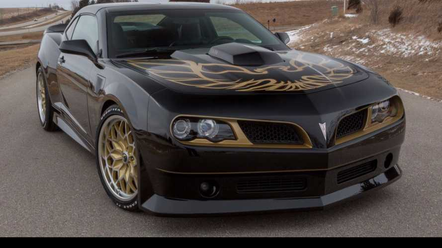 Here's A 2nd Chance To Own A Trans Am SE Bandit Edition