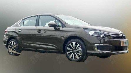 Flagra: Citroën C4 Lounge terá mais uma reestilização... na China