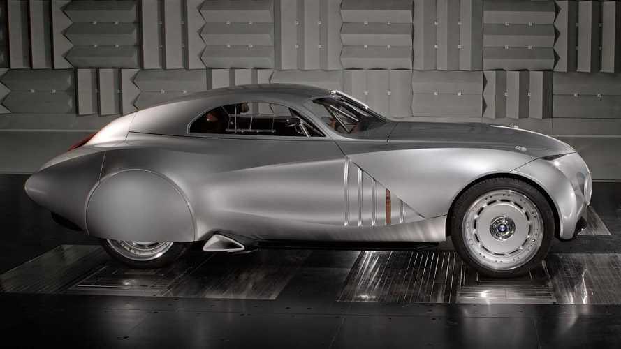 Vergessene Studien: BMW Concept Coupé Mille Miglia  (2006)