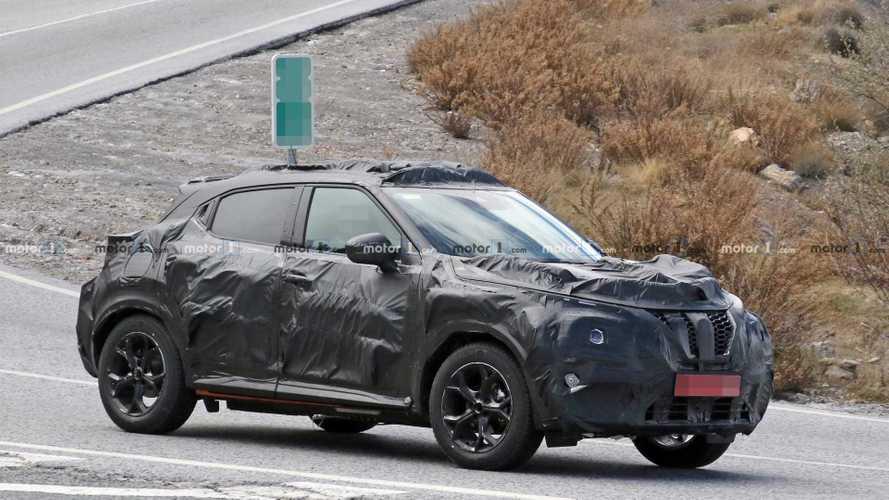 Az új platform ellenére megtartja régi formáját a Nissan Juke