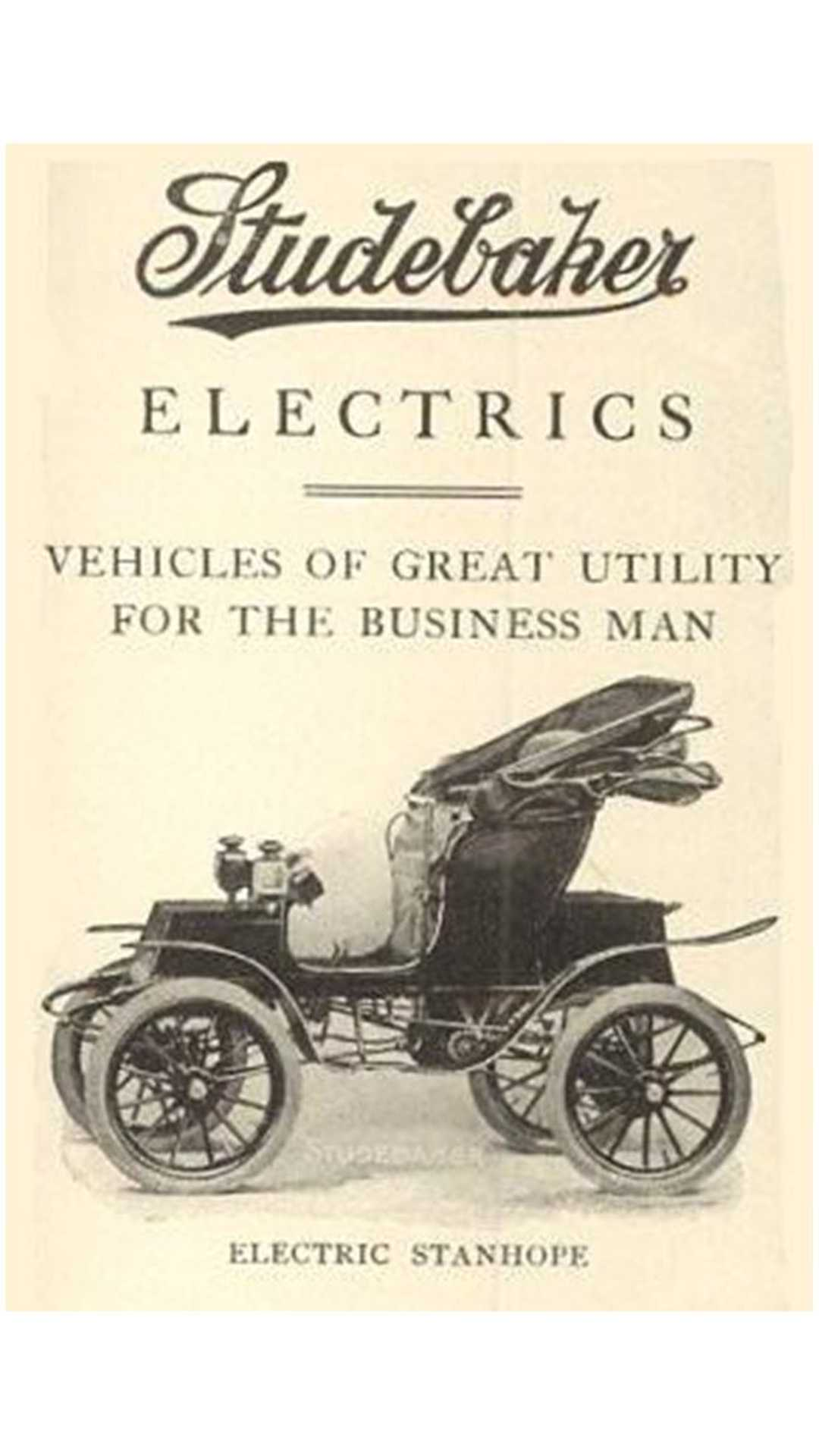 In Early 1900s Electric Vehicle Market Share Us Was 37 Ice Only 22