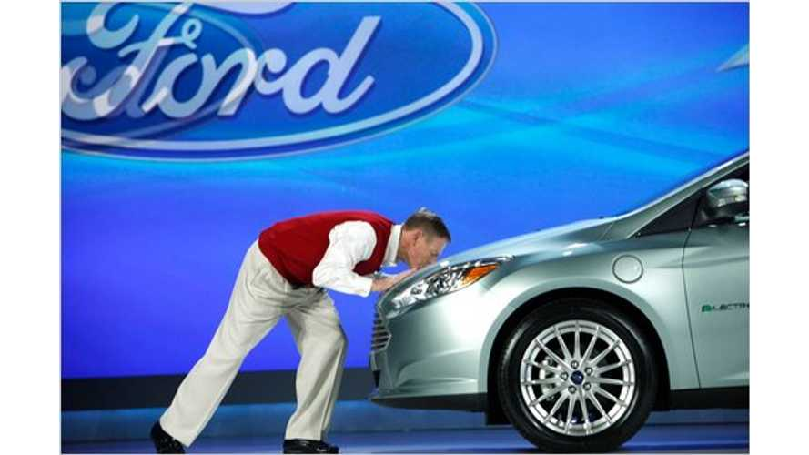 Focus Electric Only a CA ZEV Compliance Play?