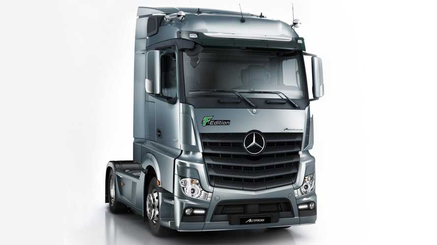 Mercedes-Benz Actros in edizione S e F, full optional