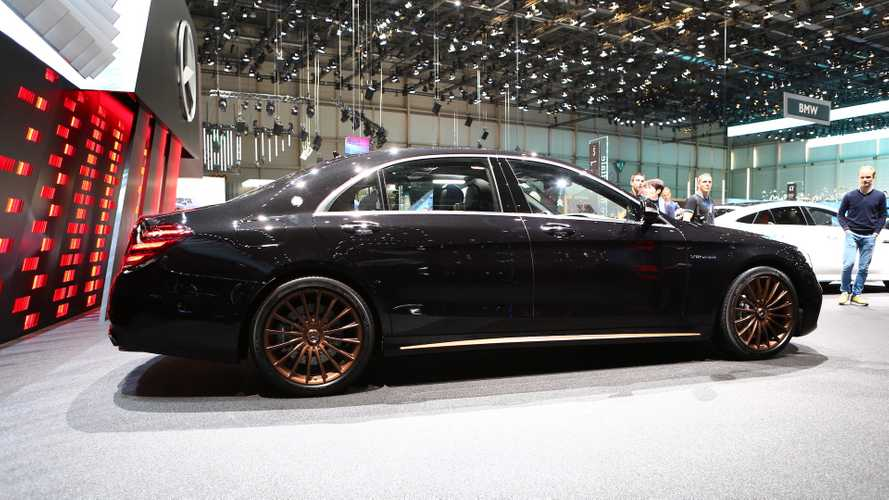 Mercedes-AMG S65 Final Edition bids adieu to the V12 in Geneva