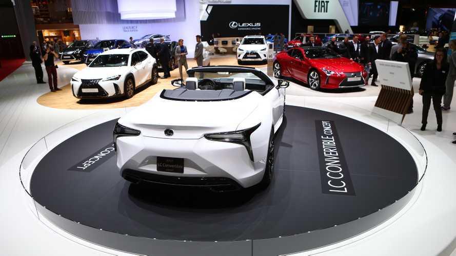 Lexus au salon de Genève 2019
