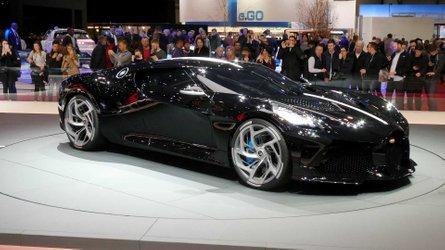 La Bugatti La Voiture Noire ne roulera pas avant deux longues années