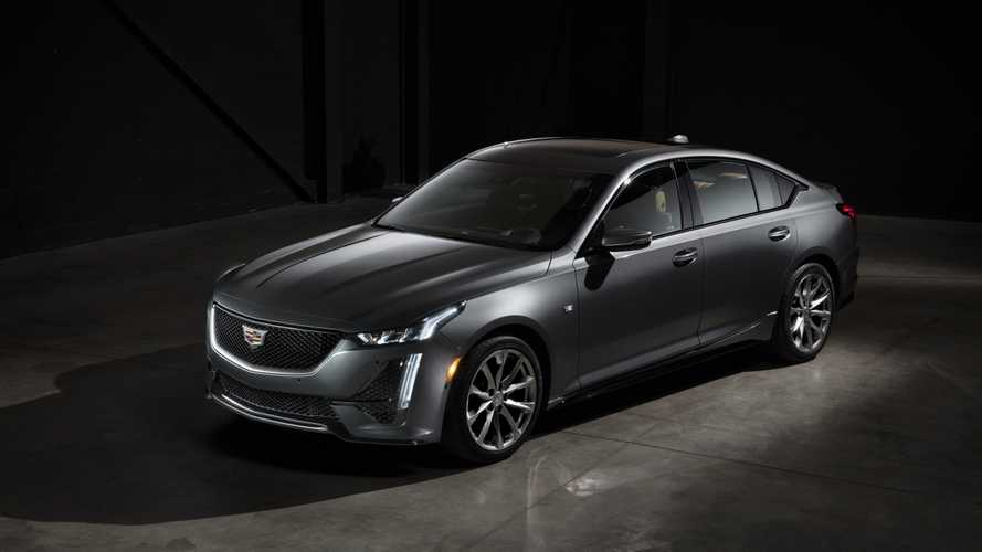 2021 Cadillac CT5 Sport To Be Offered With V Performance Package