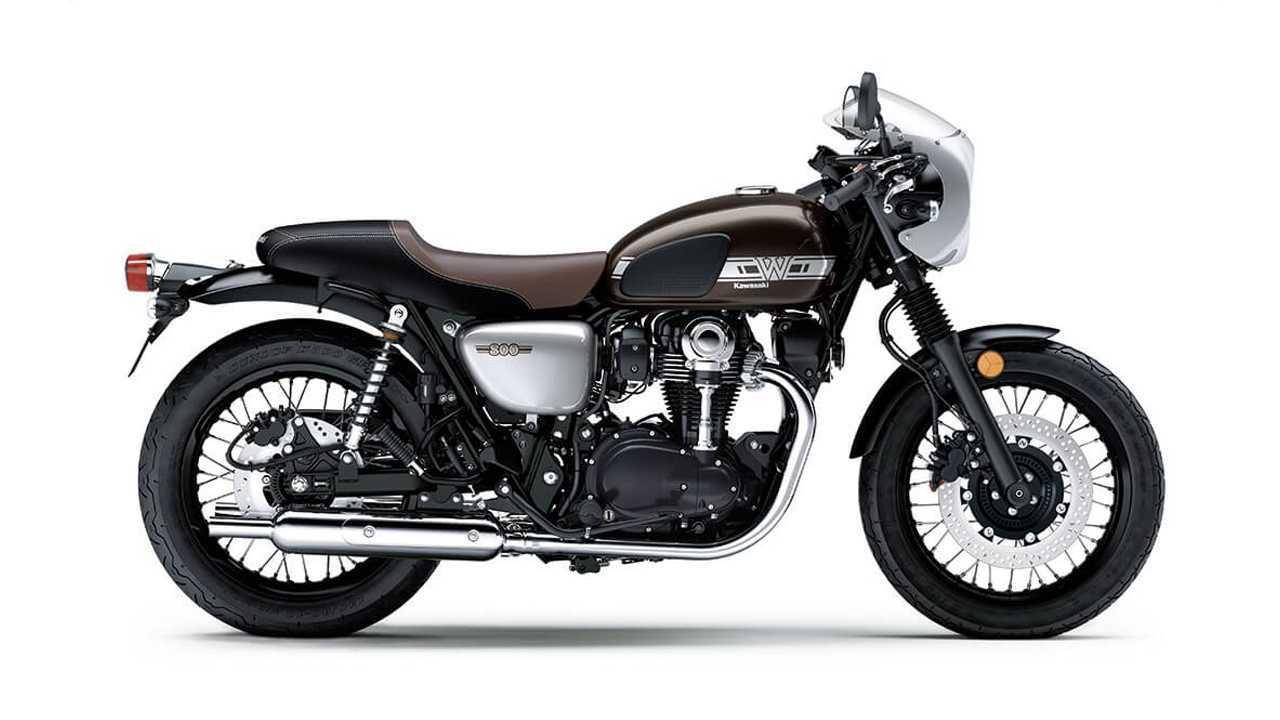 2019 Kawasaki W800 Café - $9,799