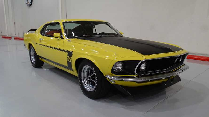 1969 Boss 302 Ford Mustang