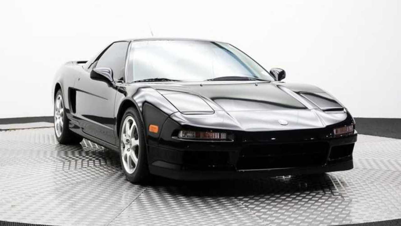 CFS: 1991 Acura NSX GAA