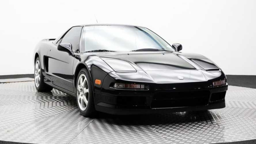 This 1991 Acura NSX Is A Product Of Its Time