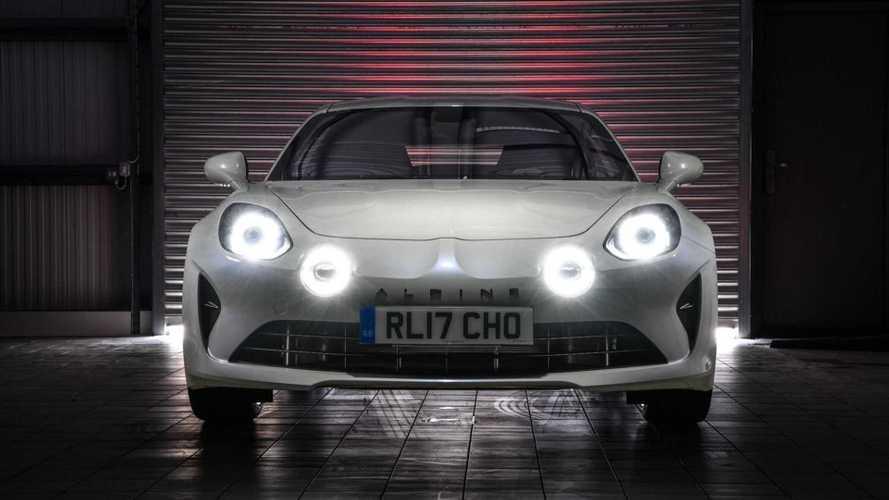 Cette Alpine A110 développe 300 ch !