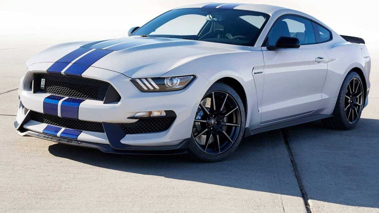 Ford Mustang GT350 R