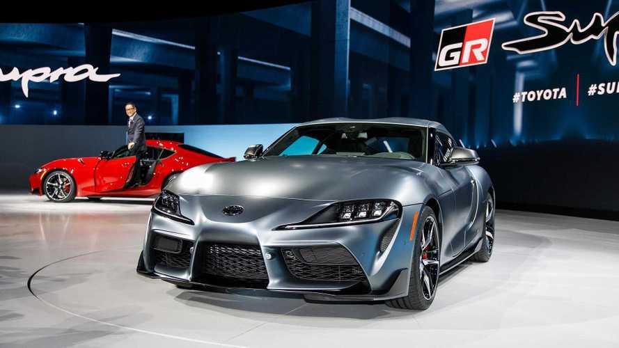 Salão de Detroit: Toyota Supra está de volta após quase duas décadas