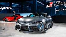 2020 Toyota Supra Live Shots