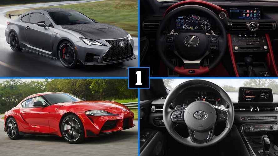The 2020 Lexus RC F Is The Toyota Supra You Really Want