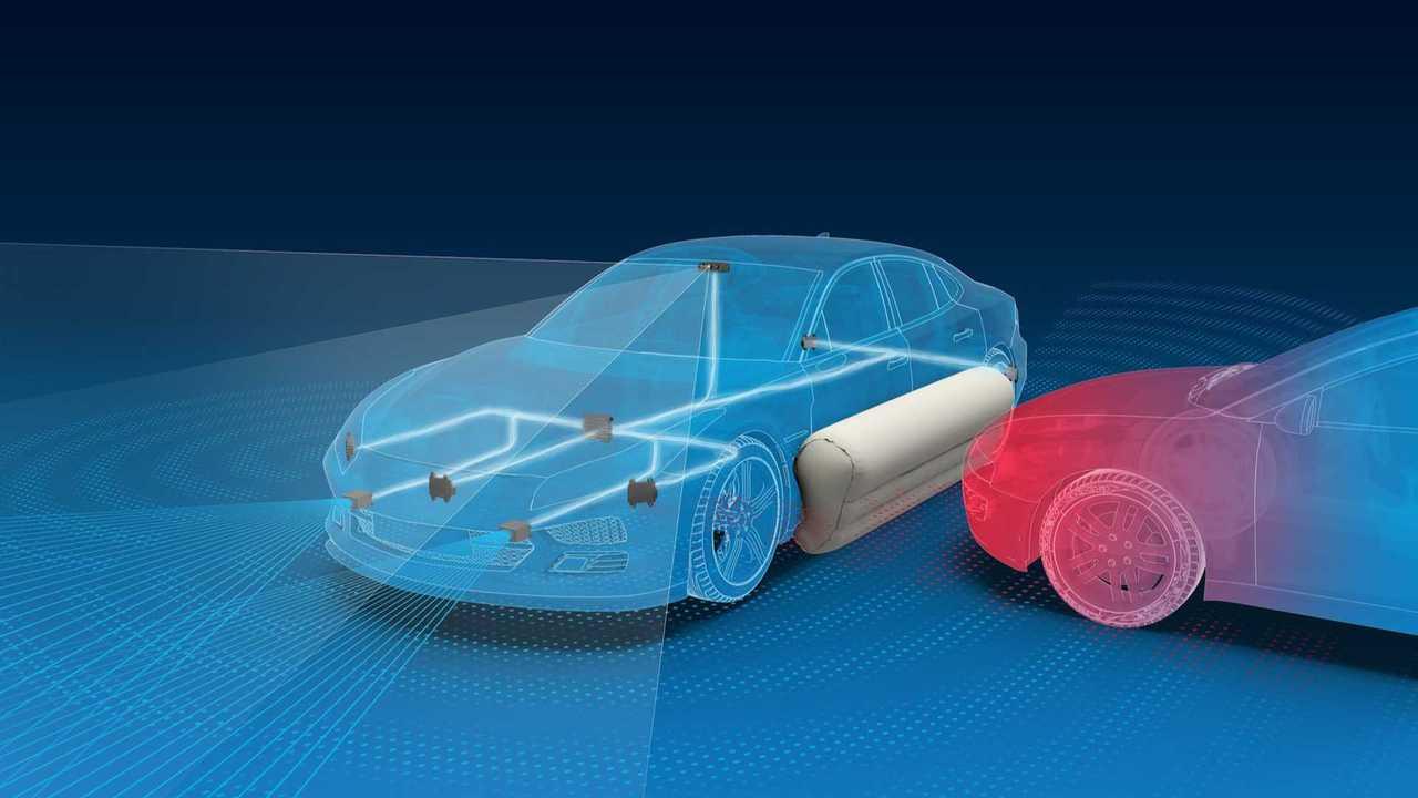 Airbag, dalla ZF i dispositivi di sicurezza del futuro