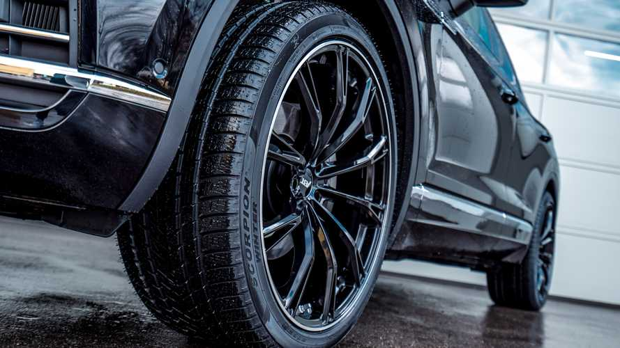 Volkswagen Touareg - ABT