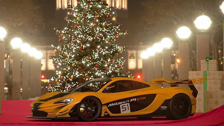 La actualización de Navidad de 'Gran Turismo' incluye un nuevo circuito