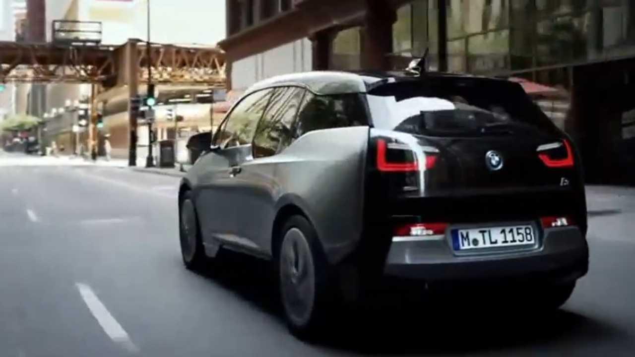 BMW i3 Awarded Green Car 2014 by What Car?