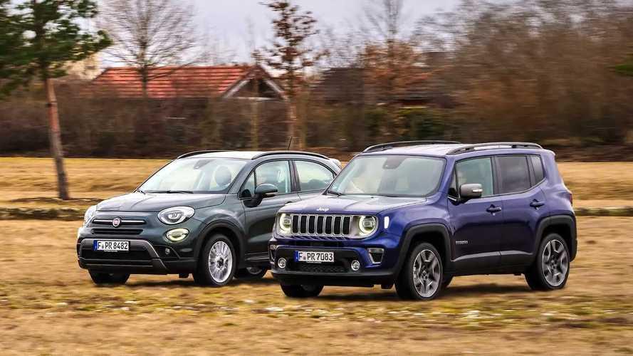 Vergleich Fiat 500X vs. Jeep Renegade