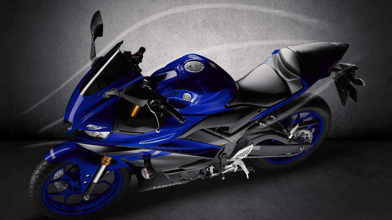 2019 Yamaha YZF-R3 Aero