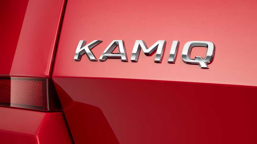 Skoda Kamiq Name Chosen For New European Small Crossover