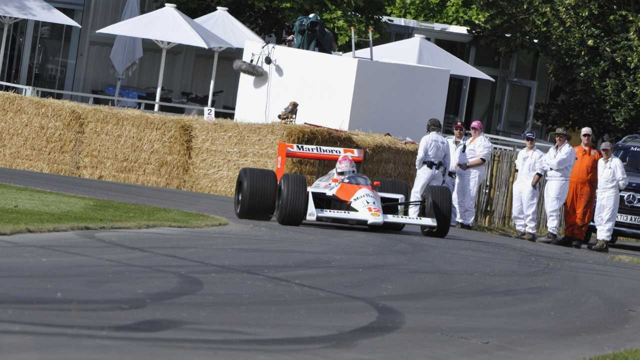 2019 Goodwood Festival of Speed Record Cars