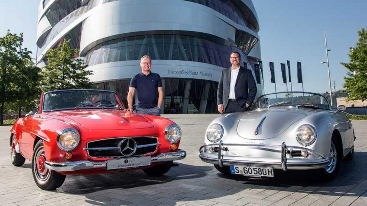 Porsche Museum 10th anniversary