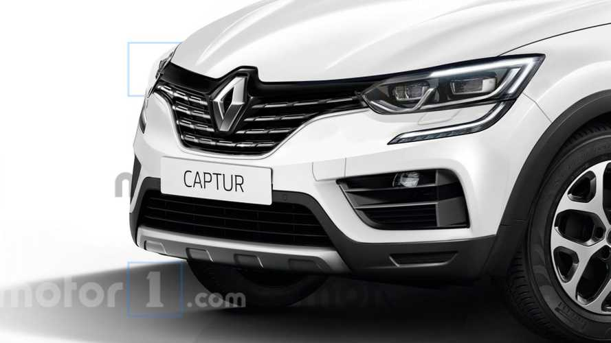Illustrations Renault Captur (2019)
