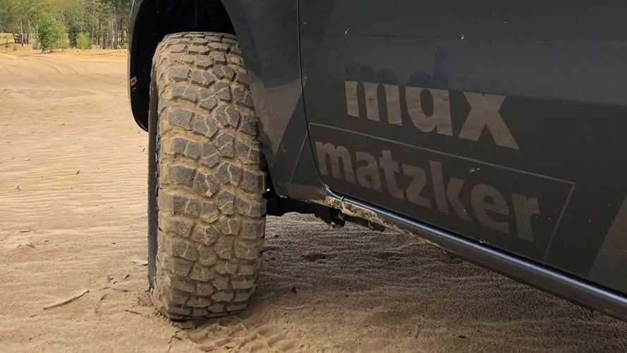 Mercedes-Benz X-Klasse Matzker Camper