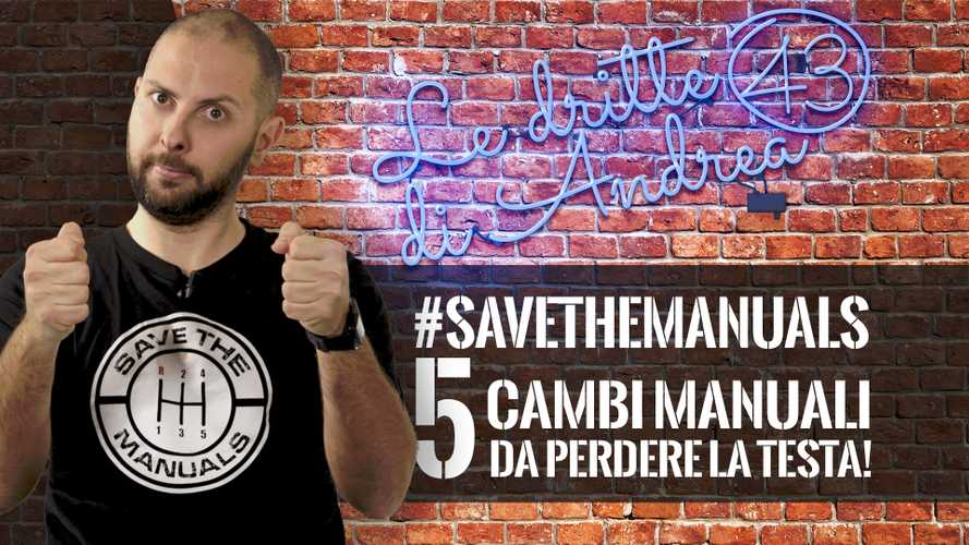 Le Dritte di Andrea, Save the Manuals!