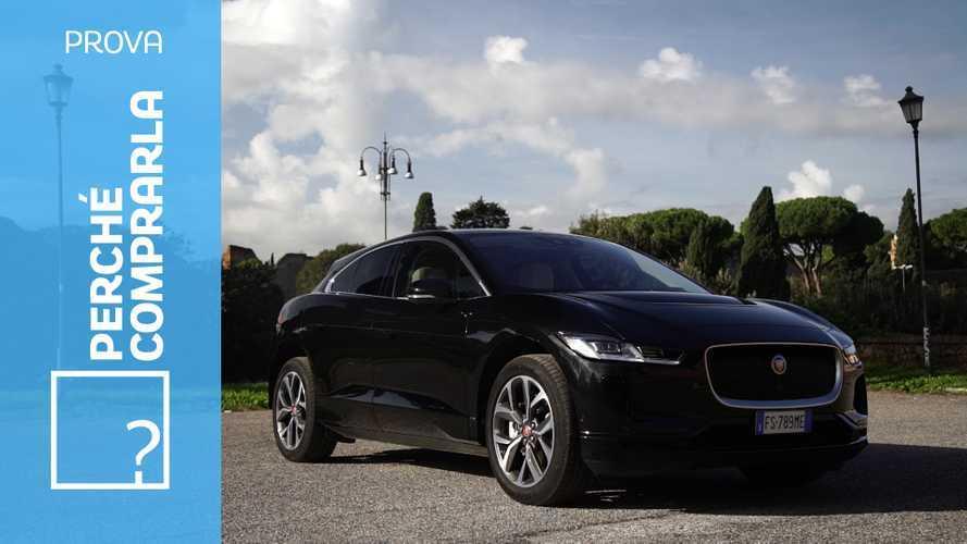 Jaguar I-Pace, perché comprarla… e perché no
