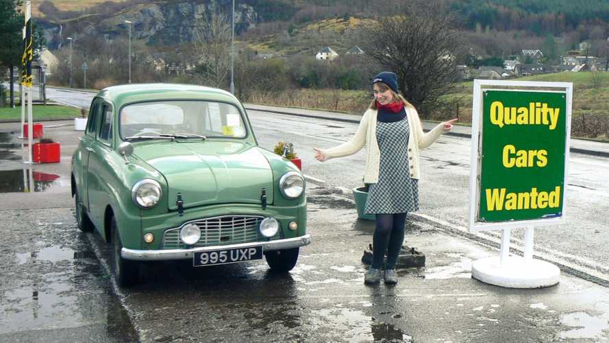 Defying Society's Class Barrier With A Classic Car
