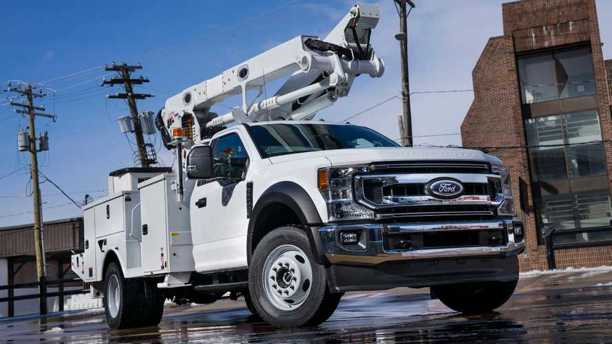 Ford F-600 Joins Hard-Working Lineup, Commercial Models Updated