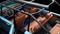 Ford Bronco Four-Door Custom by Maxlider
