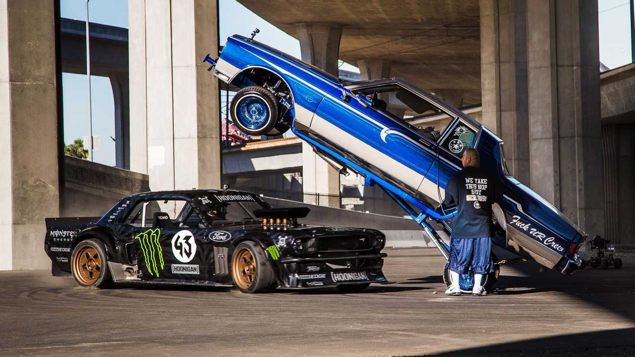 Gymkhana 7: Wild in the streets of Los Angeles (2014)