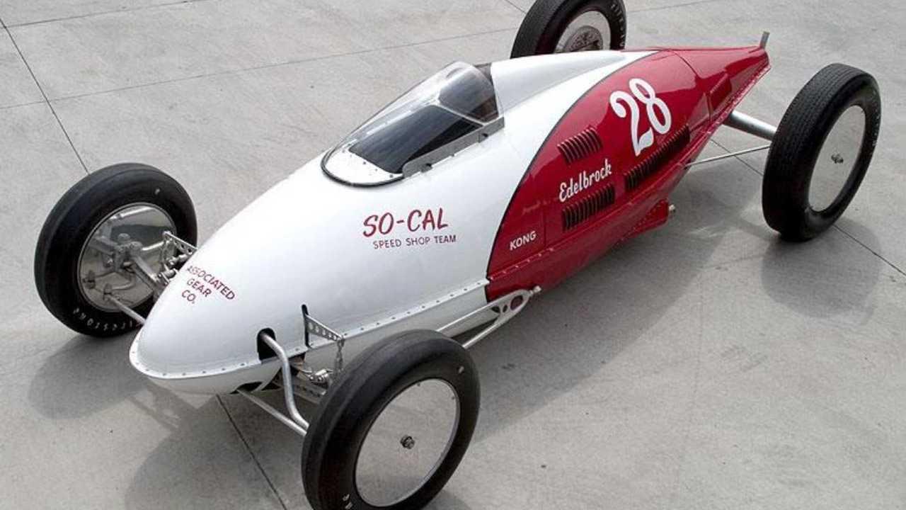SoCal Belly Tank Racer