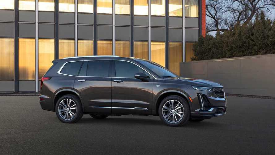 Cadillac präsentiert den XT6