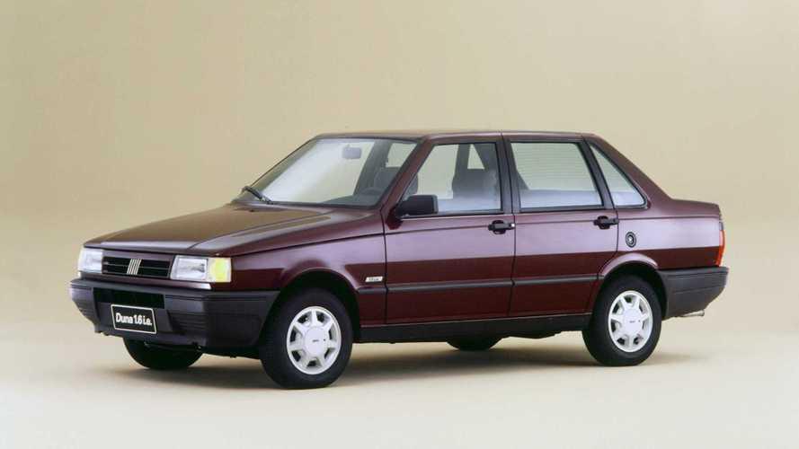 Fiat Prêmio completa 35 anos; veja o que ele ensinou para o Cronos