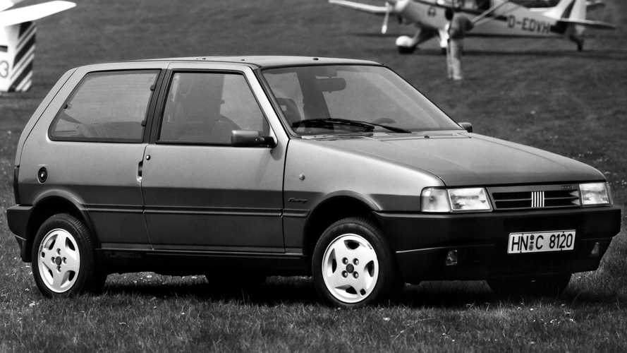 Fiat Uno Turbo i.e. vs Ford Fiesta RS Turbo vs Renault Supercinque GT Turbo