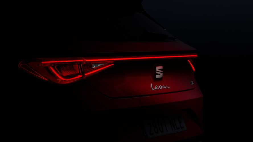 2020 SEAT Leon FR Reveals Snazzy LED Taillights In New Teaser