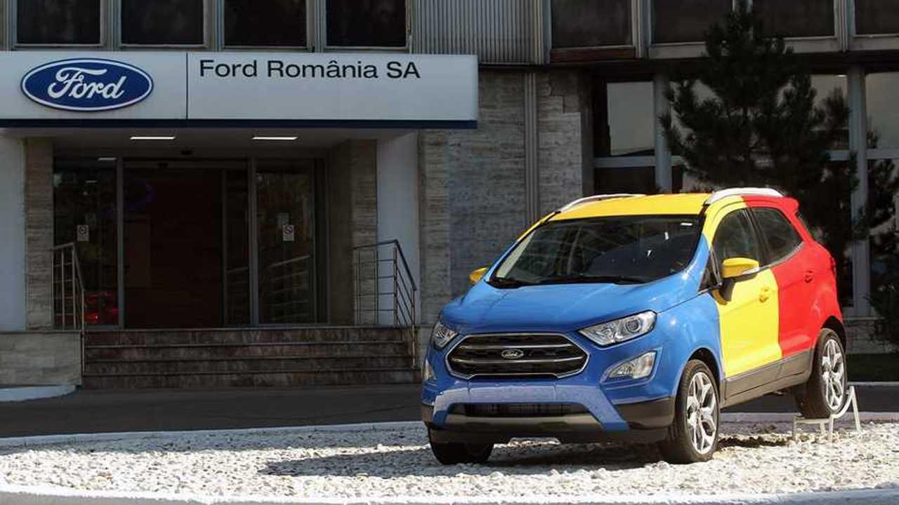 Ford Craiova plant