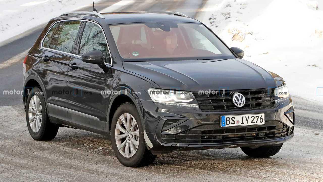 2021 VW Tiguan GTE kém fotó