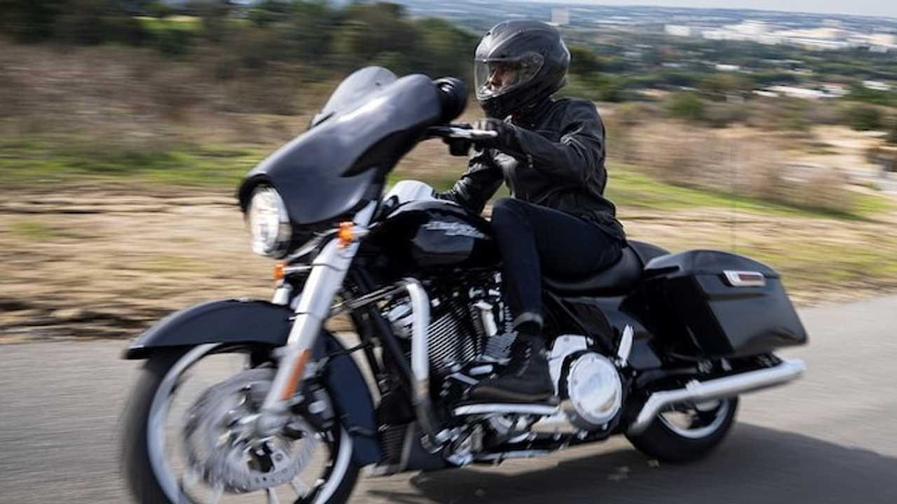 Harley Death Wobble