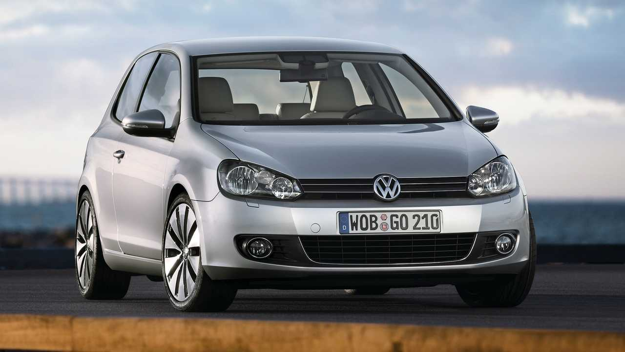 2009 – Volkswagen Golf