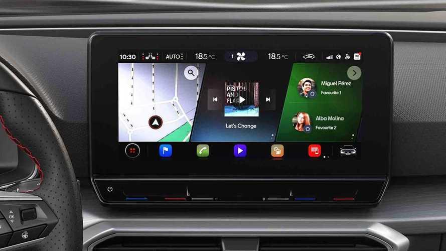Las tecnologías más punteras del SEAT León 2020
